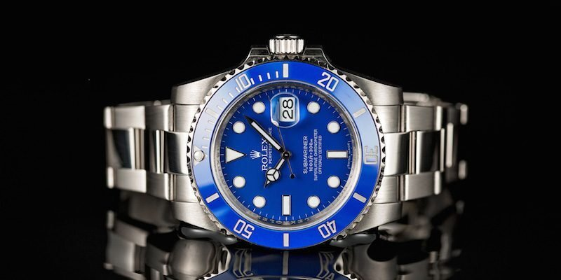 White or Yellow Gold: Which is Your Favorite Blue Submariner?