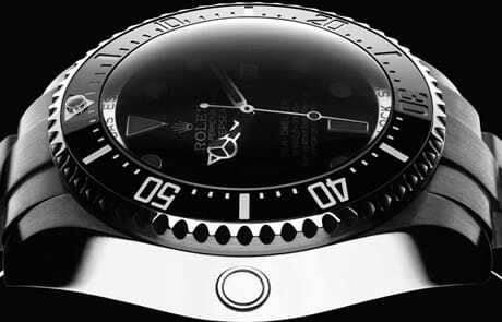 Why The Rolex Sea Dweller is the Ideal Dive Watch