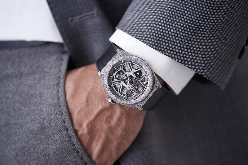 """Zenith Defy Lab, Dubs It the """"World's Most Accurate Mechanical Watch"""""""